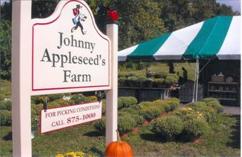 Johnny Appleseed's